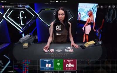 Live Fashion TV Baccarat from BetConstruct